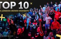 TOP 10 Crowd Moments From The BEST Esports Crowd of All Time!
