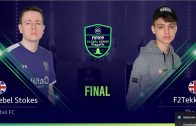 F2Tekkz vs Rebel Stokes – Final- FIFA 19 Global Series Xbox Playoffs